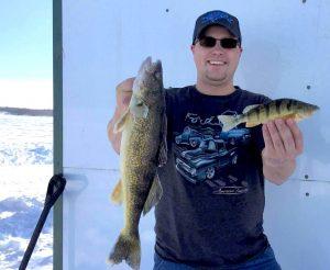 January 19 2016 ice fishing report for lake winnie mn for Lake winnie fishing report