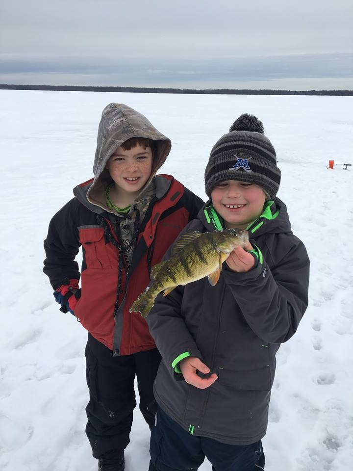 March 9 2017 ice fishing report for lake winnie mn for Lake winnie fishing report