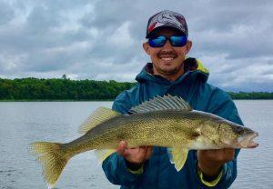 September 14 2017 fall fishing report for lake winnie mn for Lake winnie fishing report