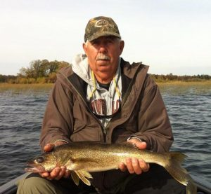 October 19 2017 fishing report for big winnie mn for Lake winnie fishing report