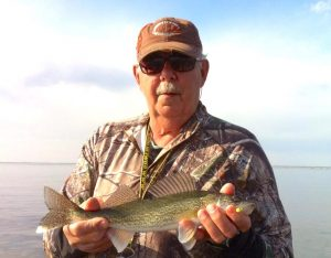 fall walleye