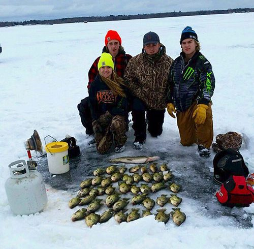 December 5th, Lake Winnie Fishing Report
