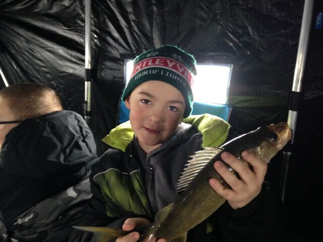February 20th, Lake Winnie Fishing Report
