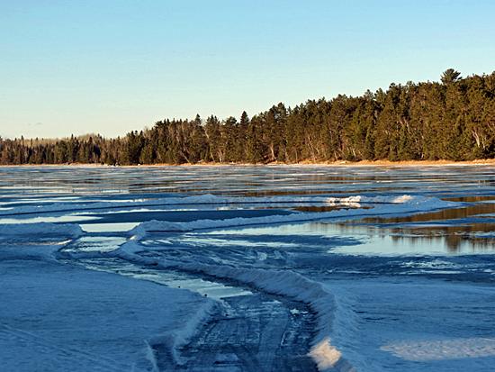 April 16th, Lake Winnie Fishing Report