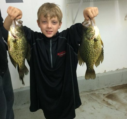 October 15th Lake Winnie Fishing Report
