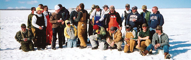 December 31 Fishing Report