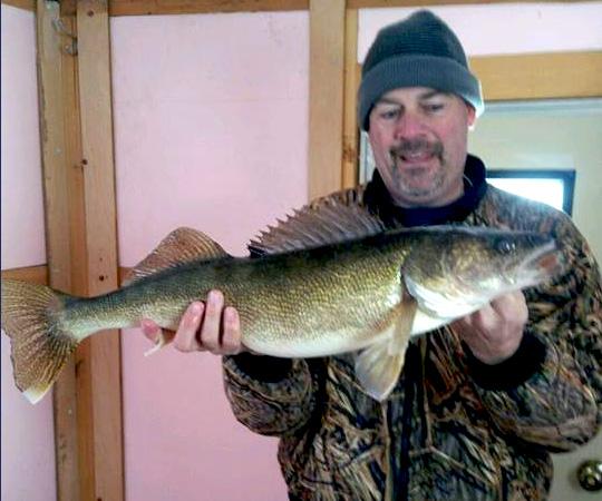 January 14th Fishing Report