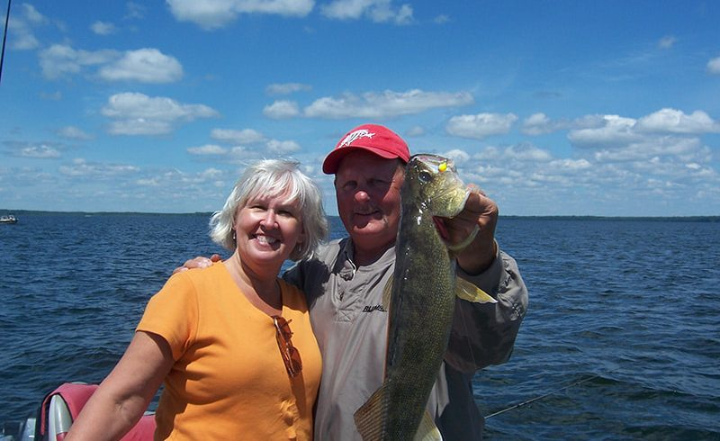 August 8 Fishing Report