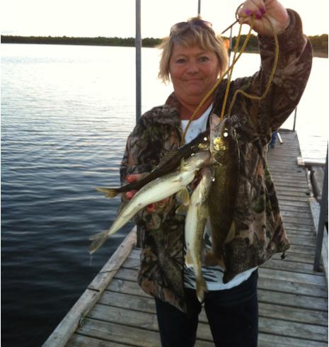 September 2 Fishing Report